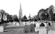 Kettering, The Church c.1960
