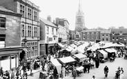 Kettering, The Market 1922