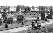 Kettering, Wicksteed Park c.1955