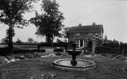 Kettering, Wicksteed Park Entrance 1922