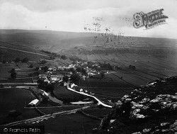 Kettlewell, General View 1926