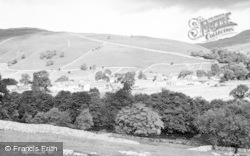 Kettlewell, General View c.1955