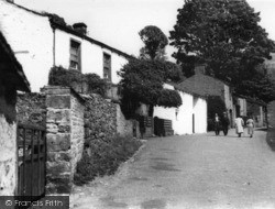 Kettlewell, Road To Park Rash c.1939