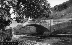 The Bridge c.1960, Kettlewell