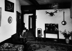 Kettlewell, The Entrance Hall, Race Horses Hotel c.1950