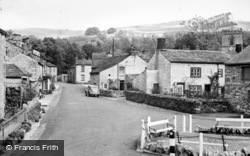 Kettlewell, The Green c.1955
