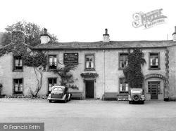 The Race Horses Hotel c.1950, Kettlewell