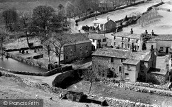 The Village c.1955, Kettlewell