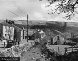 Kettlewell, The Village c.1955