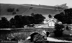 The Village c.1960, Kettlewell