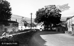 Kettlewell, The Village c.1960