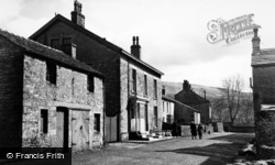 Kettlewell, The Youth Hostel c.1955