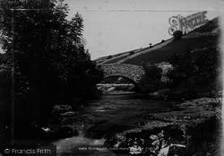 Town Head Bridge 1900, Kettlewell