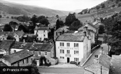 Kettlewell, View From The Church Tower c.1955