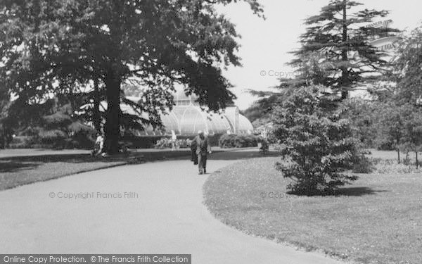 Photo of Kew, Gardens c.1960