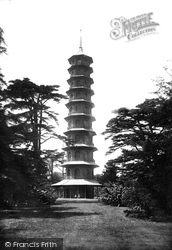 Read this memory of Kew, Greater London.