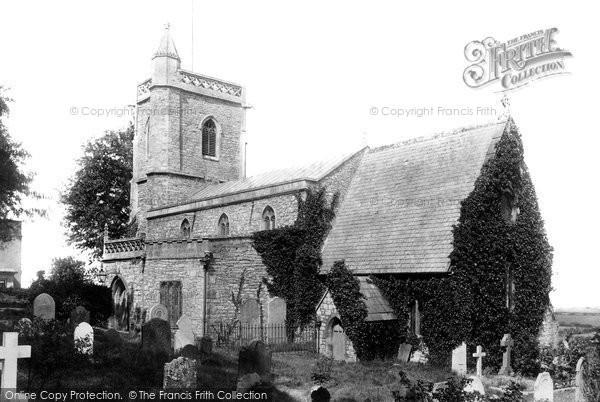 Photo of Kewstoke, Church Of St Paul 1896