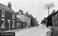Main Street c.1955, Keyingham