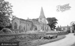 St Nicholas' Church c.1955, Keyingham