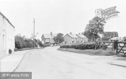 Station Road c.1955, Keyingham