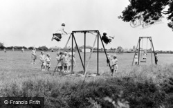 Keyingham, The Playing Field c.1955