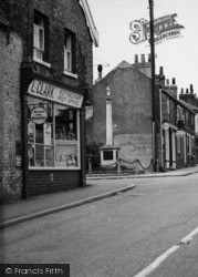 The Post Office c.1955, Keyingham