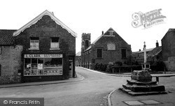 Village Centre c.1955, Keyingham