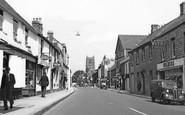 Keynsham, High Street 1950