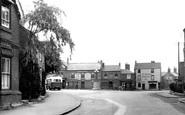 Kibworth Beauchamp, the Square c1955