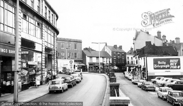 Kidderminster, Blackwell Street c.1967