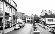 Kidderminster, Blackwell Street c1967