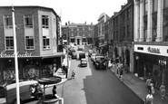 Kidderminster, High Street c1960
