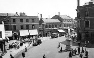 Kidderminster, Oxford Street c1960