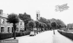 Kidderminster, Radford Avenue c.1970
