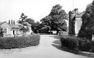 Kidderminster, the Grammar School c1960