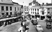 Kidderminster, Town Centre 1957