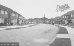 Beech Crescent c.1955, Kidlington