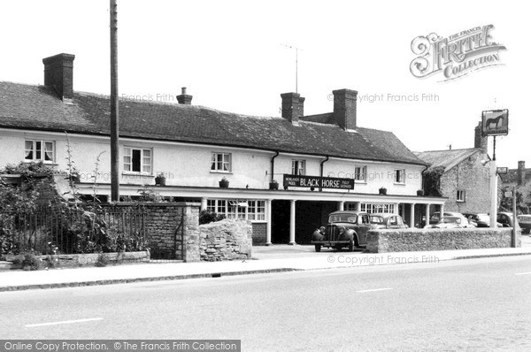 Kidlington, Black Horse c1955