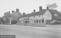 Black Horse Hotel c.1955, Kidlington