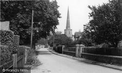 Church Street c.1955, Kidlington