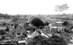 Church Street c.1960, Kidlington