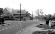 Kidlington, Cross Roads c1955