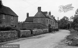 Crown Road c.1955, Kidlington