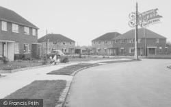 Garden City, South Avenue c.1955, Kidlington