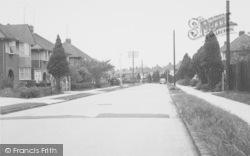Hazel Crescent c.1955, Kidlington