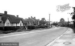 Oxford Road c.1955, Kidlington