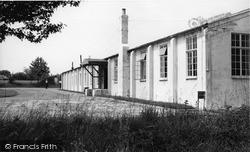Pressed Steel Employees' Hostel c.1955, Kidlington