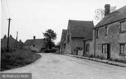 School Road c.1955, Kidlington