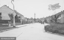 Springfield Estate c.1955, Kidlington