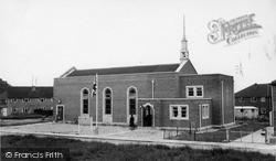 St John's Church, Garden City c.1960, Kidlington